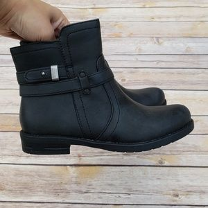 Jcpenney Yu Clayton Black Booties Ankle